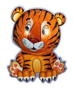 Tiger Novelty Chocolate