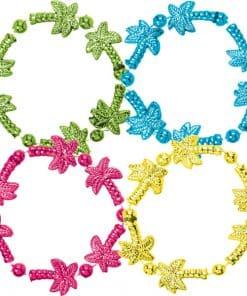 Tropical Beaded Bracelets