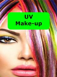 UV Make-up Banner