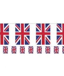 Union Jack Flag Fabric Bunting