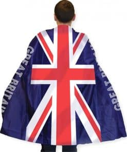 Union Jack Body Cape