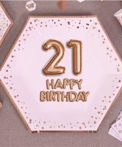 21st Glitz & Glamour Birthday