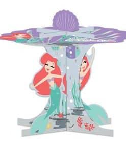 Ariel Under The Sea Party Cupcake Stand