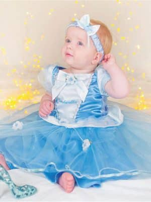 Disney Cinderella Baby & Toddler Costume