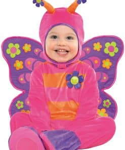Flutterby Butterfly Baby Costume