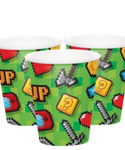 Game On Party Cups