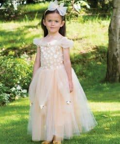 Golden Princess Child Costume