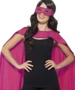 Ladies Superhero themed costumes