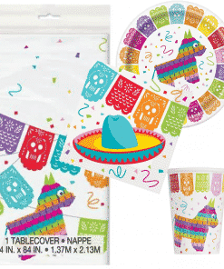 Mexican Fiesta Value Party Pack for 8