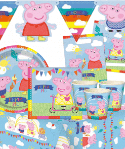 Peppa Pig Deluxe Party Pack For 8