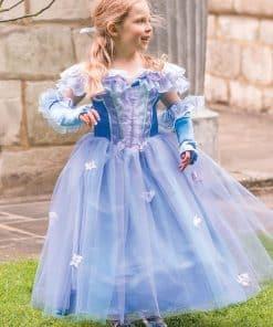 Princess Fleur Child Costume