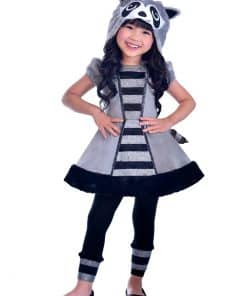 Racoon Child Costume