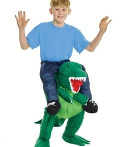 T-Rex Piggyback Child Costume