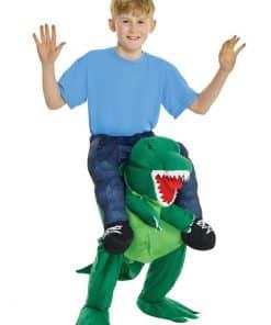 T-Rex Piggyback Child Costume