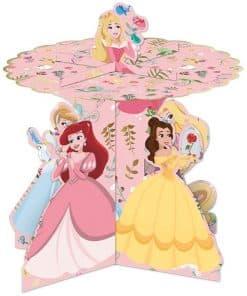 True Princess Party Cupcake Stand