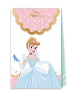 True Princess Party Paper Loot Bags