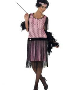 1920s Coco Flapper Dress Adult Costume