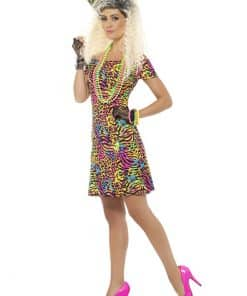 80's Party Animal Dress