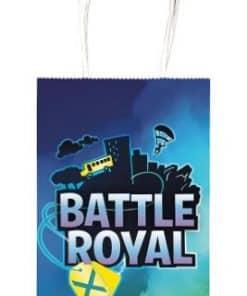 Battle Royal Party Plastic Loot Bags