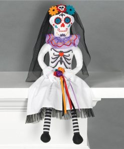 Day of the Dead Bride Sitting Prop