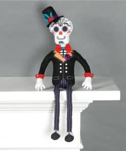 Day of the Dead Groom Sitting Prop