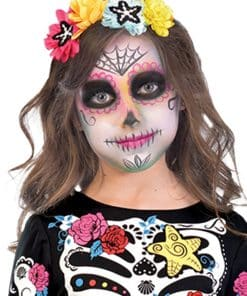 Day of the Dead Mermaid Costume 1