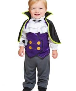 Dinky Dracula Baby Costume