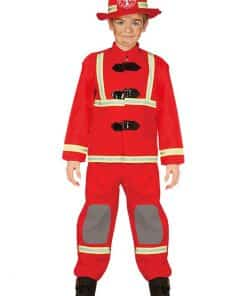 Fireman Child Costume