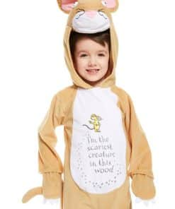 Gruffalo Mouse Child Costume