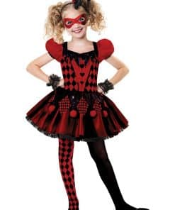 Harlequin Cutie Child Costume