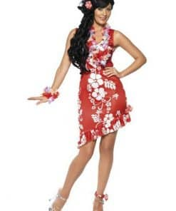Hawaiian Beauty Dress