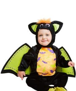 Iddy Biddy Bat Baby Costume
