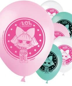 L.O.L Surprise Party Latex Balloons