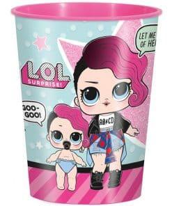 L.O.L Surprise Party Plastic Favour Cup