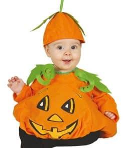 Little Pumpkin Baby Costume