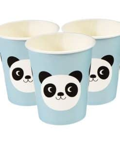 Miko The Panda Party Paper Cups
