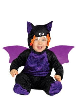 Mini Bat Baby Costume