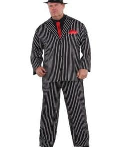 Mob Boss Plus Size Costume