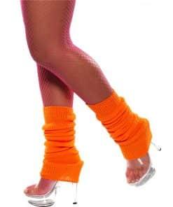Neon 1980's Leg Warmers