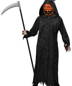Pumpkin Reaper Adult Costume