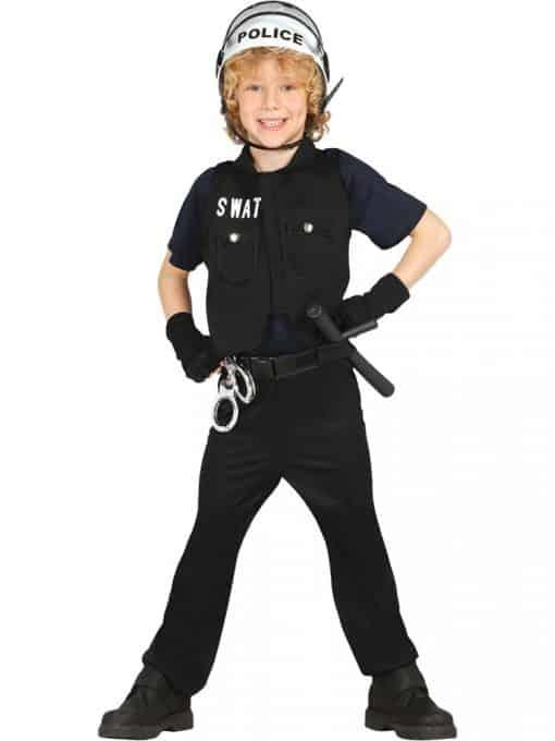 S.W.A.T Child's Costume