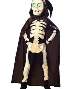 Skeleton Grim Reaper Child Costume