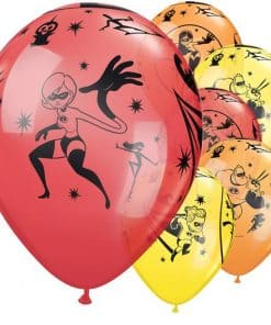 The Incredibles Latex Balloons