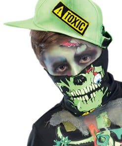 Toxic Zombie Child Costume