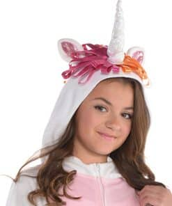 Unicorn Zipster Costume