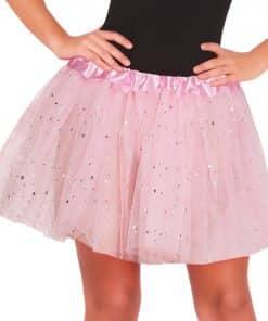 Adult Baby Pink Glitter Tutu