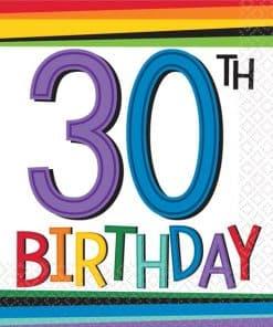30th Birthday Themes