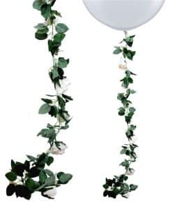 Cream Rose Garland