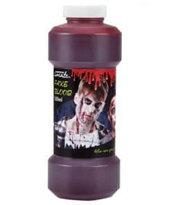 Fake Blood Bottle