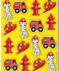 FireFighter Sticker Sheet